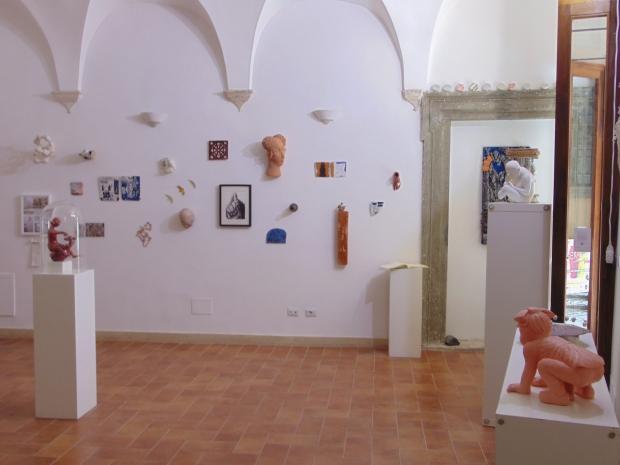Past & Present 4 anni di artisti in residenza 2016