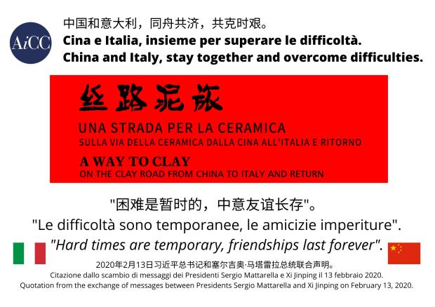 Italy China Ceramics Covid19